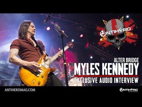Interview with Myles Kennedy of Alter Bridge