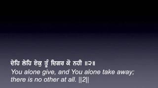 Main Andhule Ki Tekk Tera Naam Khundkaara Chaand Afzal (Qawwall)