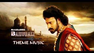 BAHUBALI | Theme Music - MovieBox - FAN MADE | Prabhas | Anushka