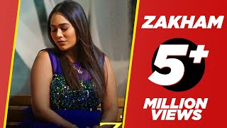Zakham (Official Video) | Afsana Khan Ft Kunwarr | Latest Punjabi Songs 2021 | Planet Recordz