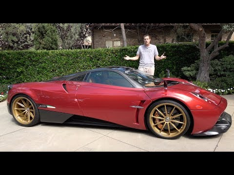 Here's Why the Pagani Huayra Is Worth $3 Million