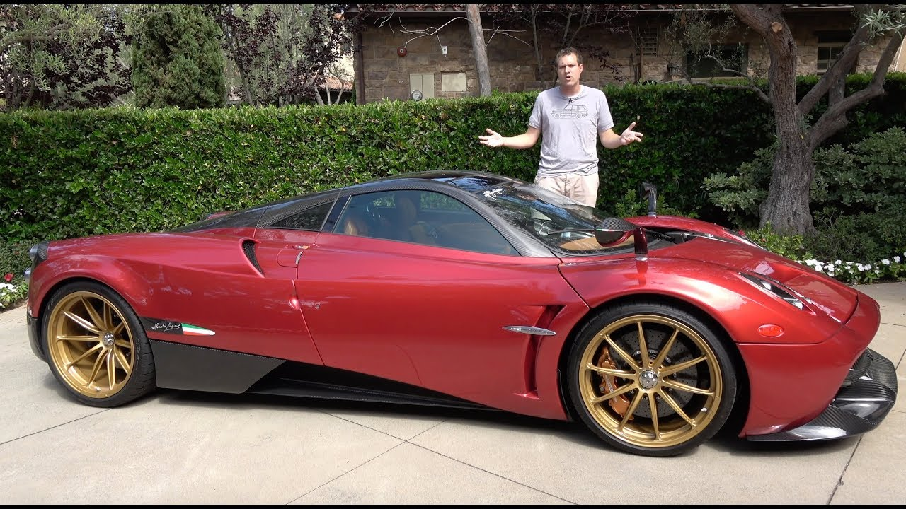 here's why the pagani huayra is worth $3 million - youtube