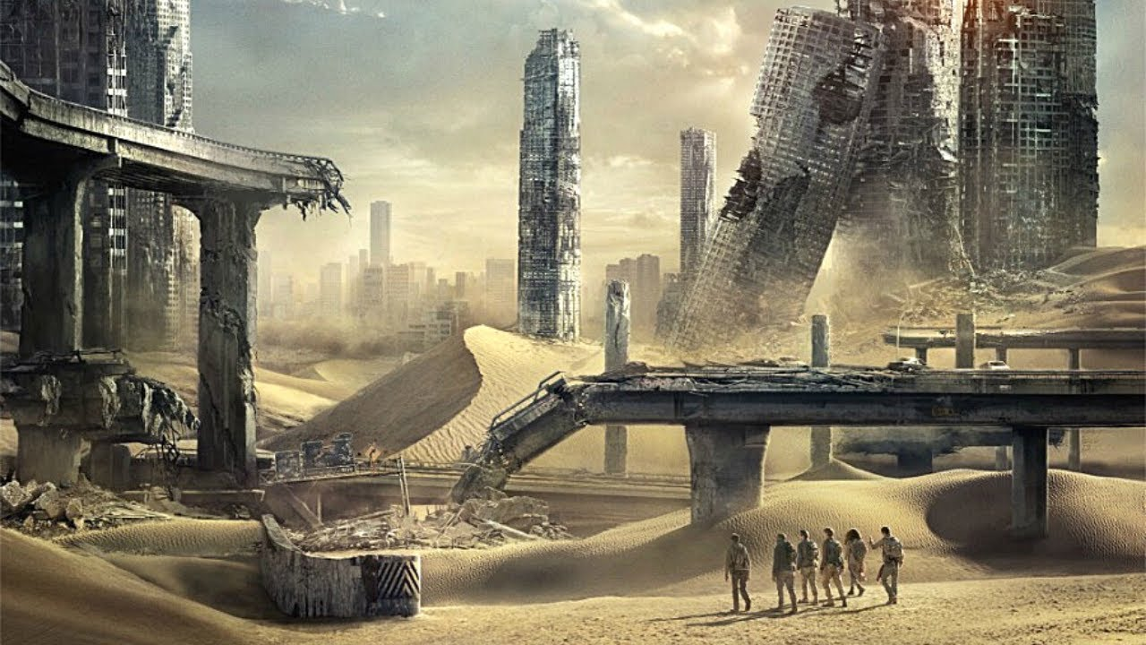 Download Escaping The Maze In a Post-Apocalyptic World   Maze Runner 2: The Scorch Trials Recapped