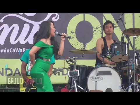 Dewi Luna - Ayank Kamu Ayank Aku Juga - Kopdar Driver Online di Mandala Krida Yogyakarta