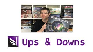 Gaia Project - Ups & Downs