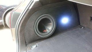 видео Сабвуфер из фанеры своими руками в багажник автомобиля