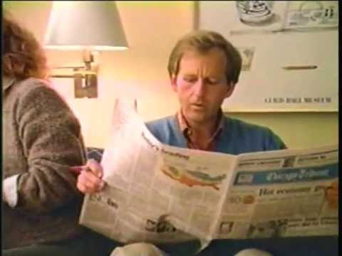 Chicago Tribune Commercial - 1984