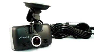 Mio Mivue 668 Обзор видеорегистратора
