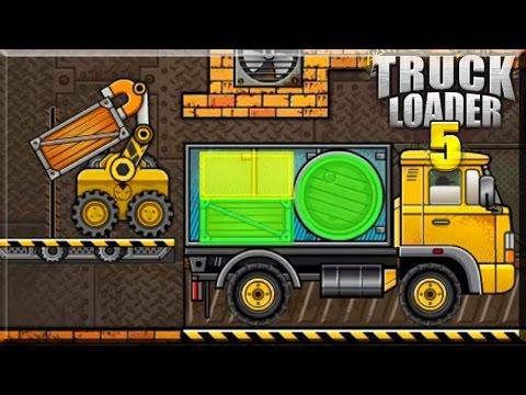 Truck Loader 5 Game (Walkthrough Full)