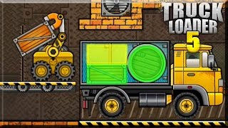 Truck Loader 5 Game (Walkthrough Full)