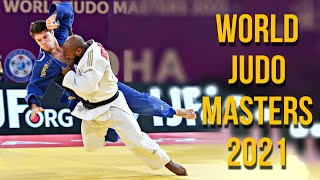 Doha World Judo Masters 2021 Best Ippons Day 3【ワールドマスターズ 2021】