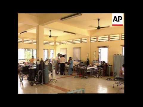 Cambodia - Health care