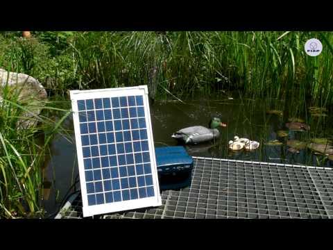 FIAP Aqua Active Solar SET