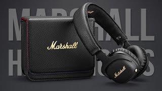 Vybíráme bezdrátová sluchátka: Marshall Major III BT a Marshall MIC ANC! (SROVNÁVACÍ RECENZE #839)