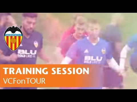 FC LAUSANNE SPORT - VALENCIA CF I ENTRENAMIENTO PREVIO  | VCFonTOUR