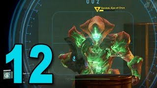 Destiny - Part 12 - BIGGEST BOSS YET! (Let