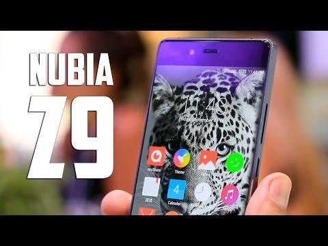 ZTE Nubia Z9, primeras impresiones