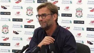 Liverpool Boss Jurgen Klopp Responds To Mino Raiola's 'Piece Of S**t' Jibe