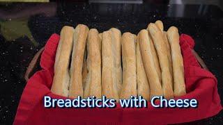 Italian Grandma Makes Breadsticks with Cheese