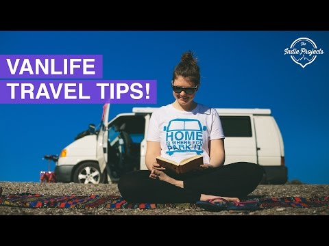 Top 10 Van Life Travel Tips for Adventuring Europe!