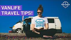 Top 10 Van Life Travel Tips for Adventuring Europe!