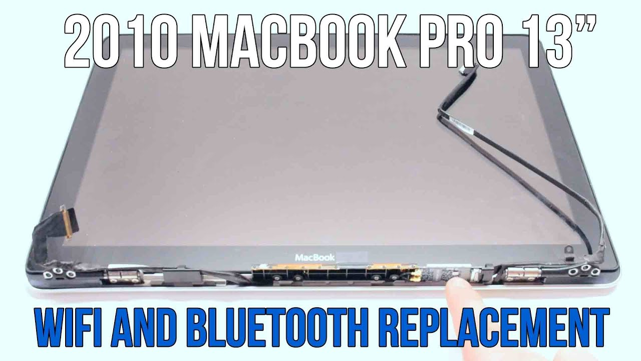 2010 macbook pro 13 a1278 wifi airport card replacement. Black Bedroom Furniture Sets. Home Design Ideas