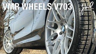 VMR Wheels upgrade on my BMW 118d F21 | EP 015