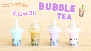 Kawaii Bubble Tea│Sophie & Toffee Subscription Box May 2020