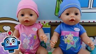 NUEVOS Baby Born Interactivos niño y niña - Juguetes de Baby Born thumbnail