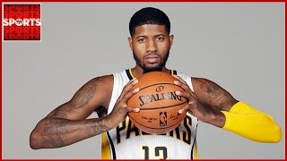 Paul George Is Ready to Challenge LeBron James