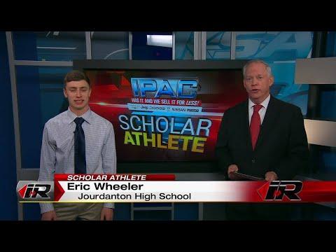 Scholar Athlete - Eric Wheeler - Jourdanton High School