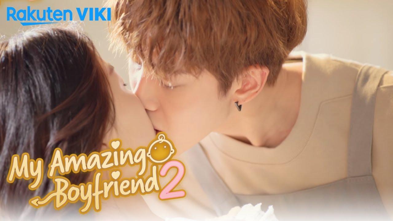 Kissing boyfriend love my 3 Ways
