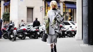Paris Haute Couture Spring/Summer 2017 Caroline Daur