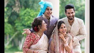 Ishaan Khattar Wishes Brotherjaan Shahid and Bhaabidoo Mira on their 2nd Wedding Anniversary!