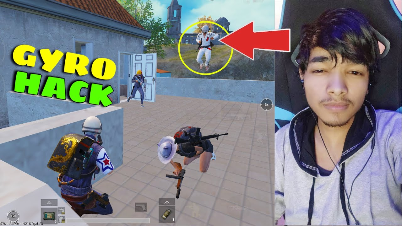 Best Gyro Hack only Chinese conqueror knows * PUBG Mobile Gyroscope Sensitivity