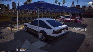 GTA 5 FiveM SARP | Drift Battle Event @ New Drift Track! - I Made The Grand Finals!