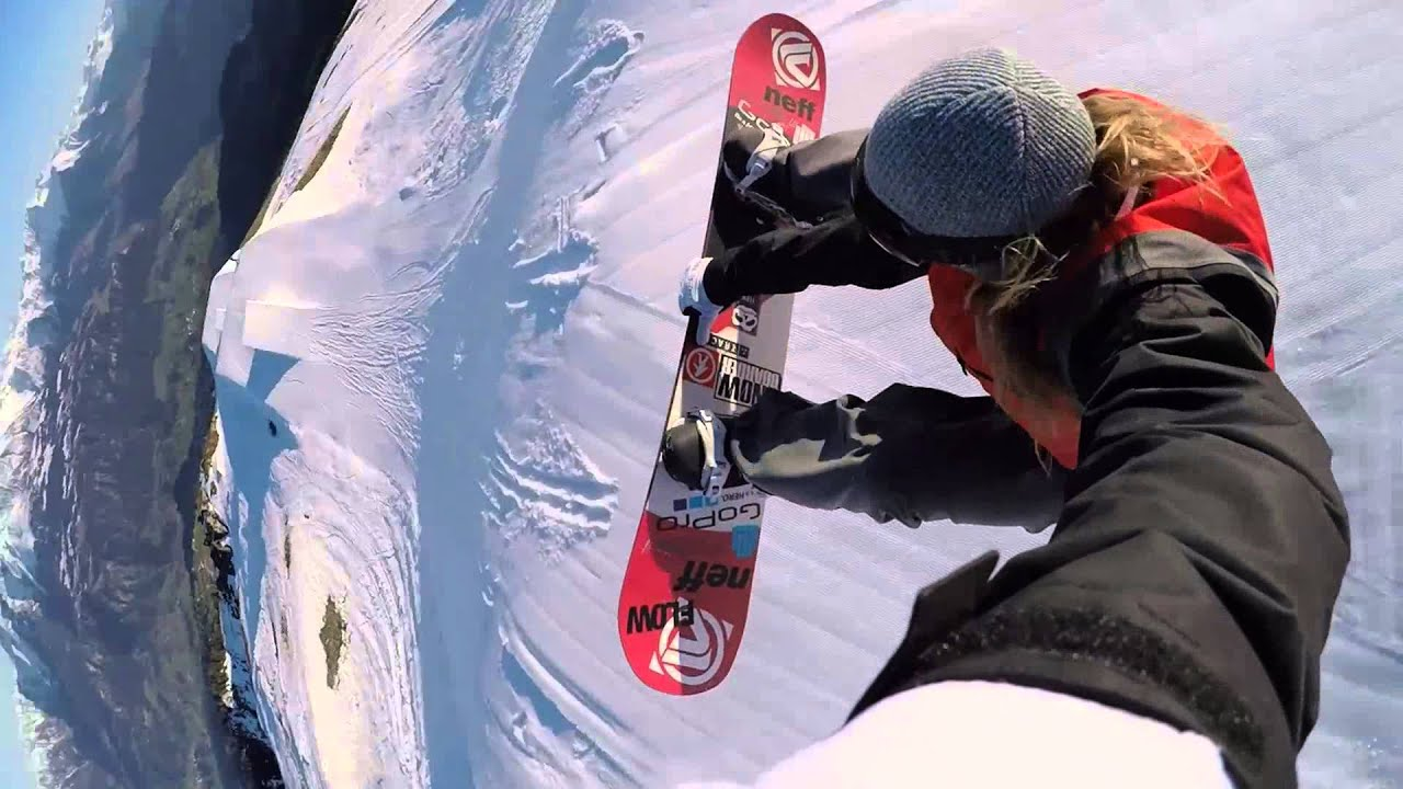 GOPRO: Snowboarding GoPro Athlete Camp at Laax Switzerland with Tim Humphreys