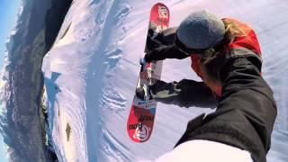 GOPRO: Snowboarding GoPro Athlete Camp at Laax Switzerland with Tim Humphreys