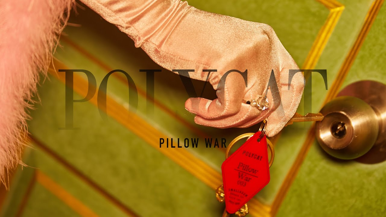 POLYCAT - Pillow War [Album Sample]