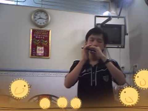 Tong Hua - ( Fairy Tale ) Harmonica