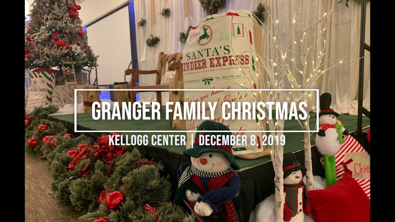 Eleven 11 Events Designs - Granger Family Christmas
