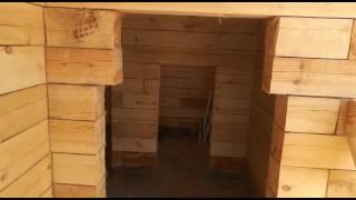 видео Купить баню под ключ в Барнауле, цена бани под ключ