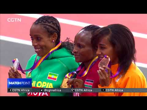 A look at Kenya's performance at the IAAF World Championships in London
