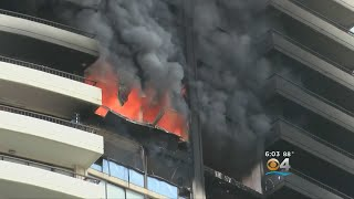 Honolulu High-Rise Fire That Left 3 Dead Like 'Horror Movie'