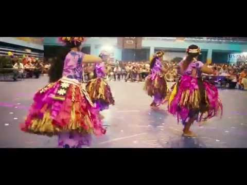 USP Laucala - Tuvalu students cultural performance