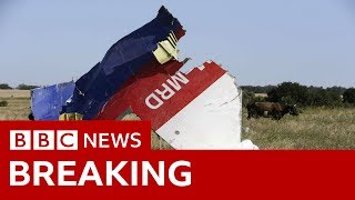 Four charged with shooting down MH17 plane - BBC News