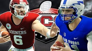 The most insane bowl game ending ever! NCAA 14 Road To Glory #26