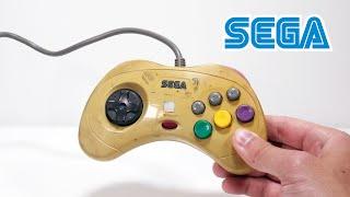 I Restored The Yellowest Sega Saturn Controller