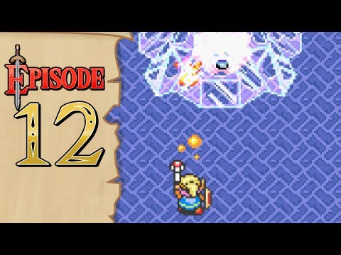 The Legend of Zelda: A Link to the Past - Episode 12 | Ice Palace