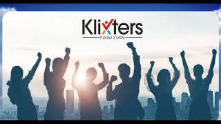 Klixters -  Ser pago por algo Você já faz centavos!